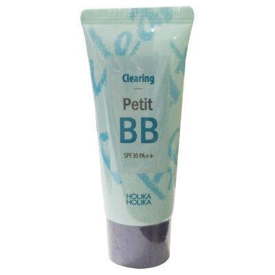 Holika Holika Petit BB Cream #Clearing (30ml) SPF30/PA++ Renewal Free gifts