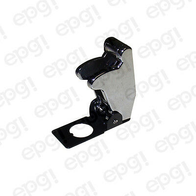 Toggle Switch Safety Guard Or Cover - Chrome 665012