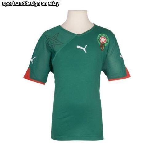 f624e484afb Morocco Football Shirt | eBay