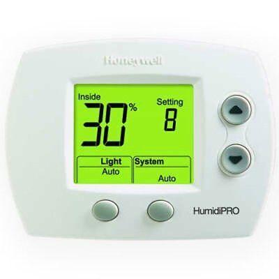 Honeywell H6062A1000 HumidiPro Digital Humidistat/Dehumidistat for sale  USA
