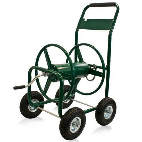 Water Hose Reel Cart Ebay