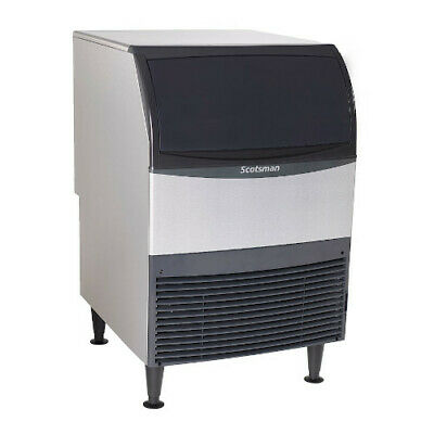 Scotsman Cu2024ma-1 Undercounter Ice Maker W Bin 230 Lbs Medium Cube Air Cool
