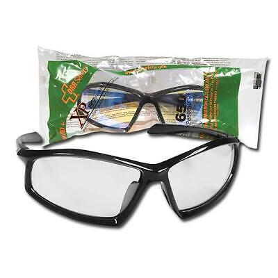 Orr Safety Glasses Xp 87 Series Protective Eyewear Clear Lenses Xp650