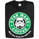 Star Wars Coffee T Shirt