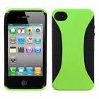 Green Cases/Covers for iPhone 4