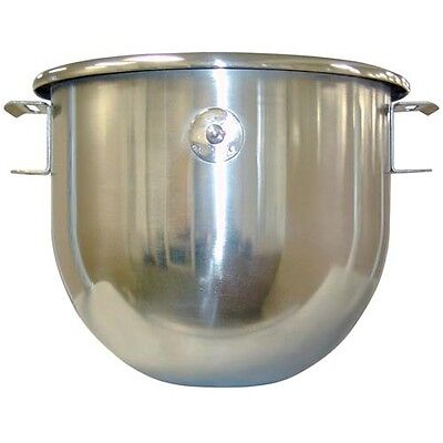 Mixing Bowl 12 Quart Stainless Hobart A-120 Oem 295643 23439 263833