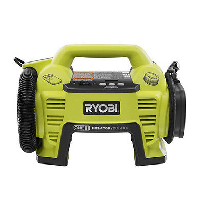 Ryobi 18V Dual Function Inflator/Deflator ZRP731