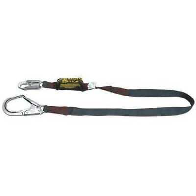 Shock-absorbing Lanyard1 Leg Made With Kevlar Honeywell Miller 913kr-z76ftbk