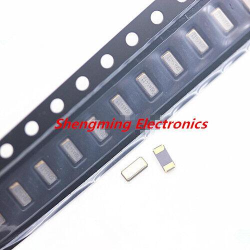100pcs FC135 SMD Passive Crystal Oscillator 32.768KHz 3215 12.5PF 3.2x1.5mm