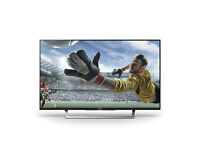 SONY BRAVIA KDL- 49WD751 49 inch Smart LED TV 1080p Freeview HD WIFI Youtube Netflix Apps *BARGAIN