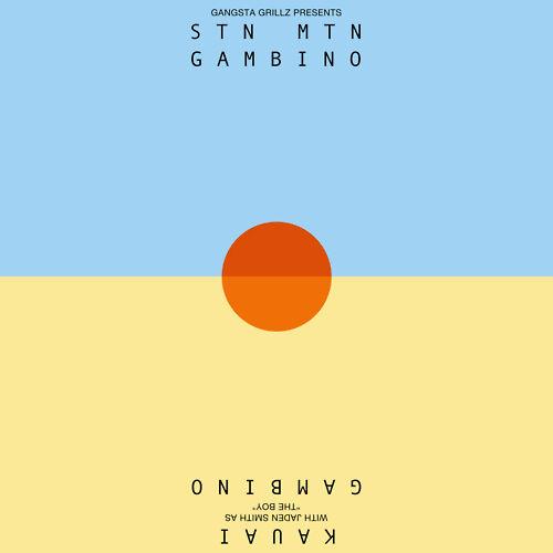 Childish Gambino - Stn Mtn Kauai Cd Mixtape Ep