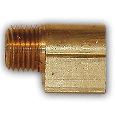 38 Inch Male Female 90 Deg Street Elbow Brass Pipe Fitting Npt Fuel Water Air