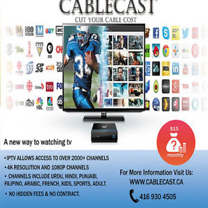 Save $500-1400 On Your Yearly Cable Subscription !! MUST SEE !!