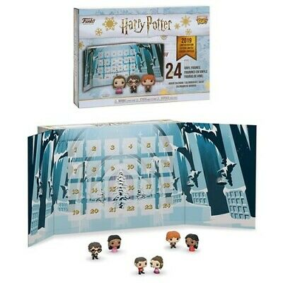 Pocket POP! Calendario Adviento: Harry Potter: 24 piezas coleccionables