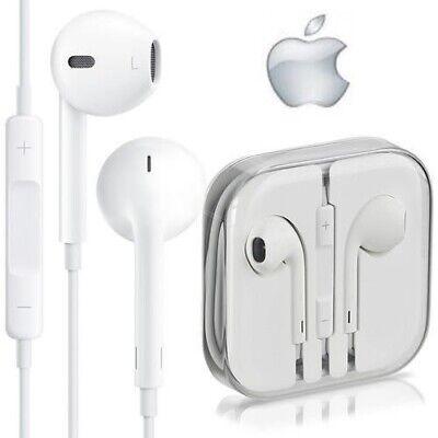 iPhone Earphones Headphones Ear-pods for Apple iPhone 5 6 6sPlus iPad Hands-free