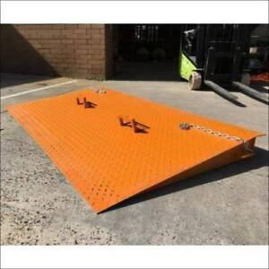 7T Capaicty Container Ramp Metal Thickness 5.5mm Epping Whittlesea Area Preview