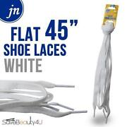 White Shoe Laces