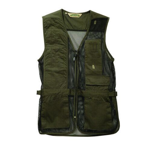 Boyt Bob Allen Full Mesh Shooting Vest 240M Sage RH 2XL 30199