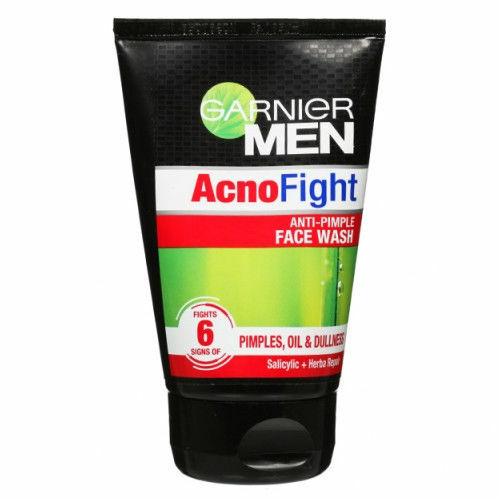 Garnier Men Acno Fight 6 in 1 Pimple Clearing Face Wash 50 M