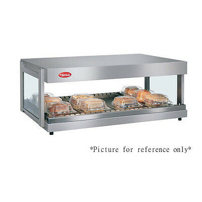 Hatco Grsdh-60 Horizontal Shelf Multi-product Display Warmer W 12 Divider Rods