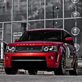 Range Rover Sport Wide Arch Body Kit Range Rover Sport L320