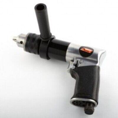 SPEEDAIRE 10D234 Drill,Air-Powered,Pistol Grip,1//4 in