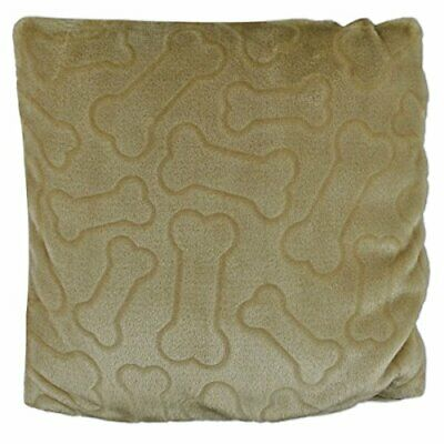 Bone Dry DII Small Pet Pllow Blanket for Dogs and Cats, 36x54, Warm, Soft and Pl
