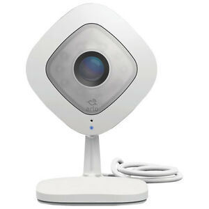 NETGEAR Arlo Q Wi-Fi Indoor 1080p IP Camera - White