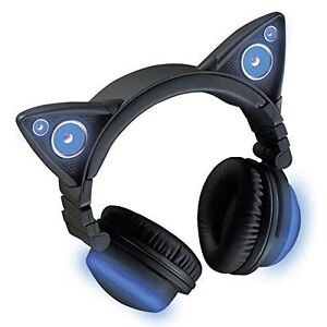 Brookstone Cat headset