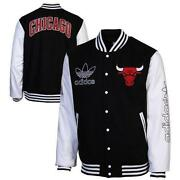 Chicago Bulls Varsity Jacket