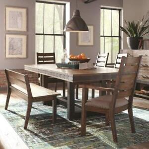 Scott Living Dining Room Table Sets - Alberta's Exclusive Dealers of Scott Living Furniture!