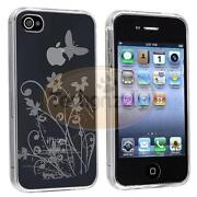 iPhone 4S Clear Rubber Case