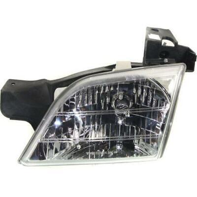 VENTURE 97-05 HEAD LAMP LH, Composite, Assembly, Halogen