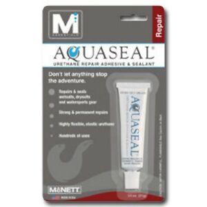 Aquaseal-Urethane-Repair-Adhesive-amp-Sealant-3-4-oz-Neoprene-Wetsuit-Watersports