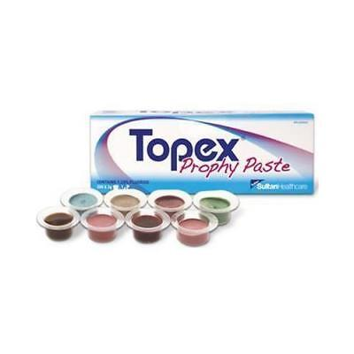 Sultan 30012 Topex Prophy Paste Mint Medium Grit With Fluoride 200bx