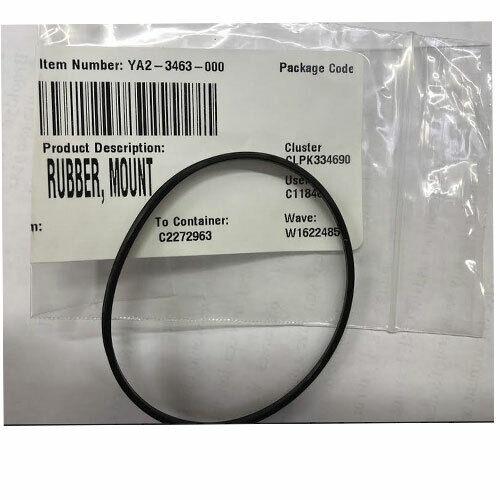 CANON LENS MOUNT RUBBER RING ORIGINAL PART YA2-3463-000 Genuine
