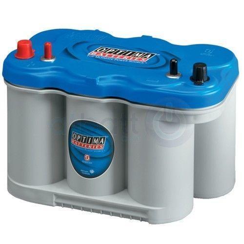 Optima Battery Blue Ebay
