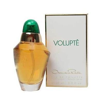 Volupte By Oscar De La Renta   Perfume For Women Edt   3 3   3 4 Oz   New In Box