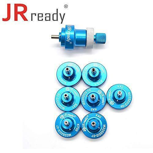 JRready Positioner Kit ST5114: K40 K41 K42 K43 K709 K13-1 K330-3 SK2/2 Amphenol