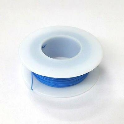 100 Page 28awg Blue Kynar Insulated Wire Wrap Wire 100 Foot Roll Made In Usa
