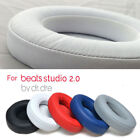Beats by Dr. Dre Studio2 Unbranded White Headphones