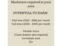 Make £££ every month in your spare time