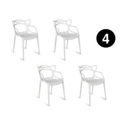 4x chaises master
