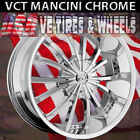 15 Offset Car and Truck Wheel and Tyre Packages
