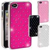 Pink Diamond iPhone 4 Case