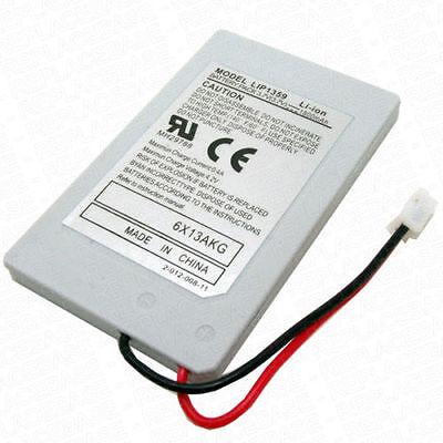 Batterie Manette PS3 + Cord. USB Li-ion 3,7v 1800 mAh Neuf 6X13AKG