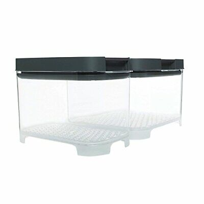 NEW Rubbermaid FreshWorks Vented Countertop produce saver 4-