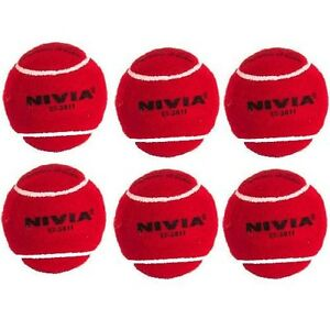 Nivia-Red-Heavy-Cricket-Hard-Tennis-Balls-Pack-of-6