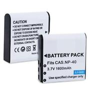 Casio NP-40 Battery