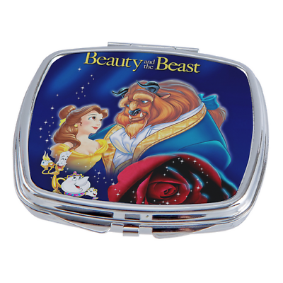 Beauty And The Beast Belle Taschenspiegel Klappspiegel y8_01 w2005